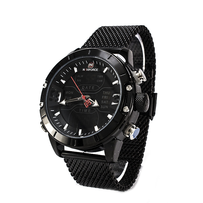 Часы Naviforce 9153BK Black