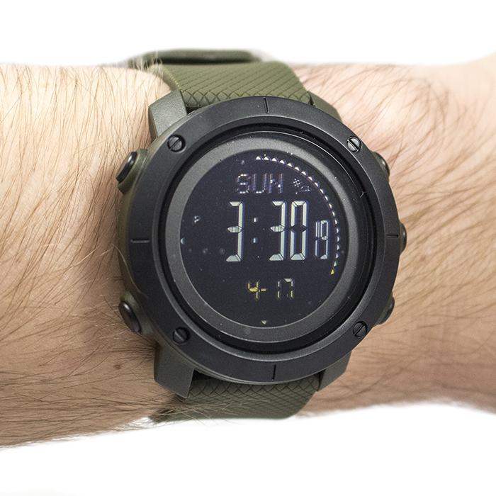 e4bacbae Часы спортивные Skmei 1427 Green купить. - Интернет-магазин стильной ...